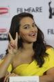 Sonakshi Sinha at the announcement press meet of 61st Britannia Filmfare Awards 2015 in Mumbai