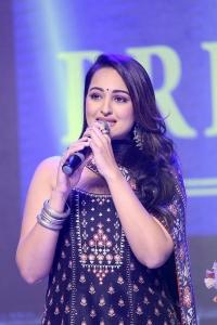 Sonakshi Sinha Latest Stills @ Dabangg 3 Movie Pre Release