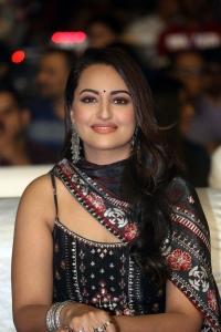 Dabangg 3 Movie Heroine Sonakshi Sinha Cute Stills