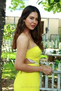 Actress Sonam Bajwa Pics HD @ Kaatteri Press Meet