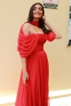 Bollywood Actress Sonam Kapoor Ahuja Red Dress Photos