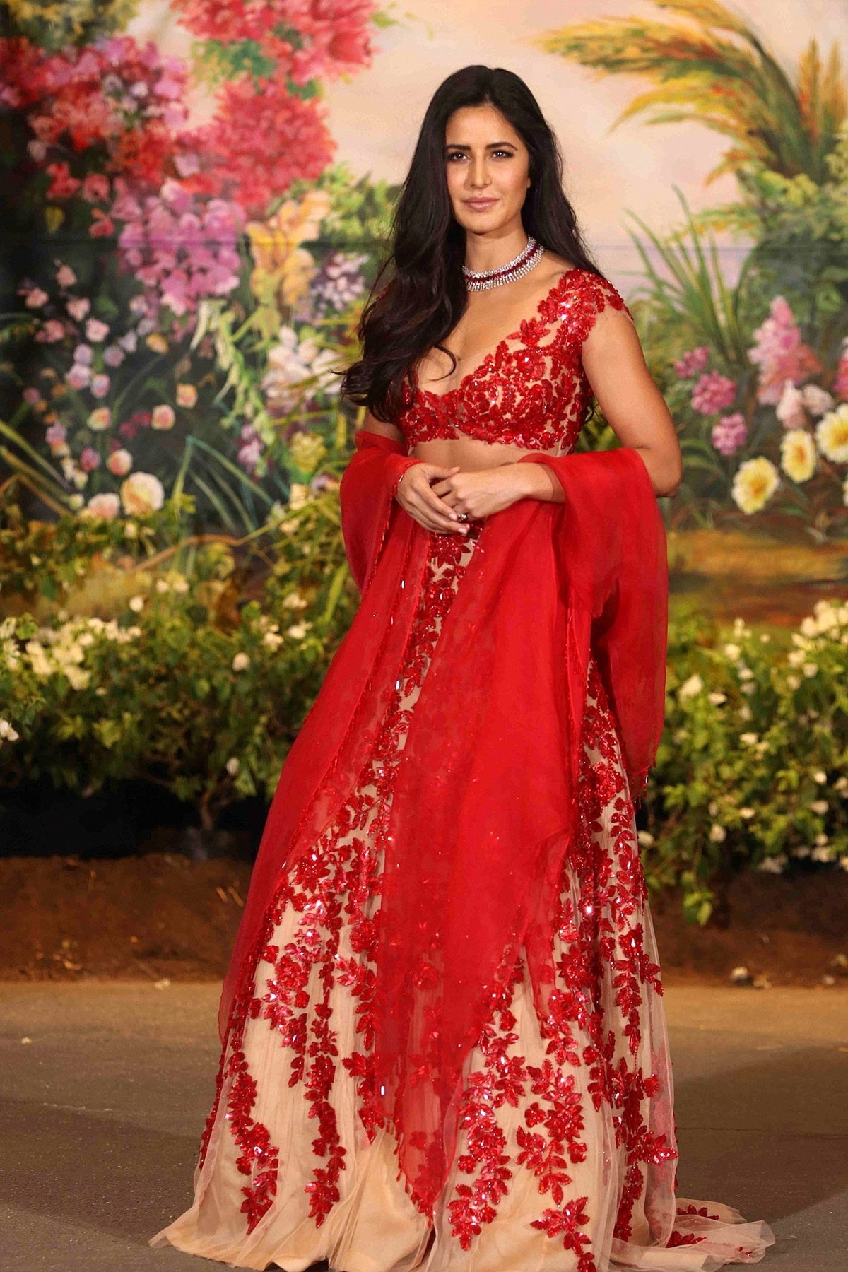 Actress @ Sonam Kapoor Wedding Reception Photos | New ...