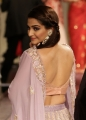 Actress Sonam Kapoor Walks the Ramp @ IIJW 2015 Photos