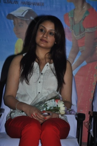 Actress Sonia Agarwal at Palakkattu Madhavan Press Meet