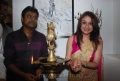 Sonia Agarwal and Harris Jayaraj