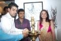 Sonia Agarwal and brother Saurabh Agarwal