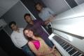 Actress Sonia Agarwal at SoundGarage Music School