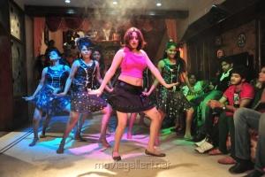 Sonia Agarwal Item Song Photos in Amma Nanna Oorelithe
