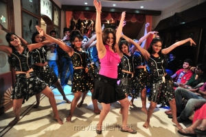 Actress Sonia Agarwal Item Song in Amma Nanna Oorelithe Movie Pictures