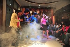 Amma Nanna Oorelithe Movie Item Song Stills