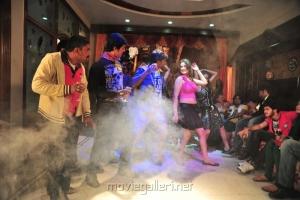 Sonia Agarwal Item Song Hot Stills in Amma Nanna Oorelithe