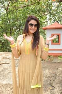 Heroine Sonia Agarwal Photos @ Naaku Konchem Time Kavali Movie Launch