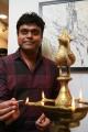 Harris Jayaraj at SoundGarage Inauguration Stills