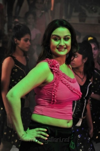 Sonia Agarwal Latest Hot Spicy Pics in Pink Dress