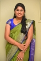 Anchor Sonia Chowdary Saree Images @ Ruler Pre Release
