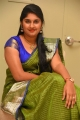 Telugu Anchor Sonia Chowdary in Saree Images