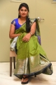Anchor Sonia Chowdary Saree Images @ Ruler Movie Pre Release