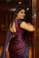 Actress Sonia Chowdary in Saree Photoshoot Pics