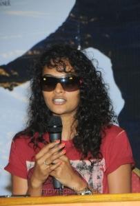 Telugu Actress Sonia Deepthi Stills at Mr.Manmadha Interview