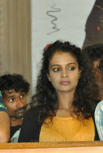 Actress Sonia Deepti Stills at Mr.Manmadha Platinum Disc Function