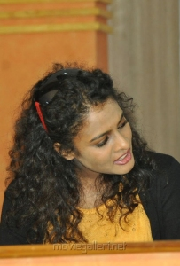 Actress Sonia Deepti Stills at Mr.Manmadha Platinum Function