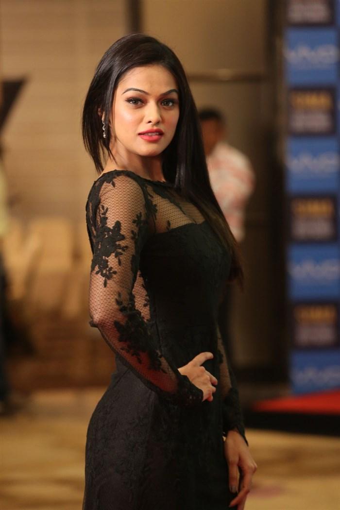 Model Soniya Glam Stills @ SIIMA Short Film Awards 2017