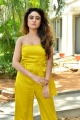 Actress Sony Charishta Hot  Yellow Dress Photos