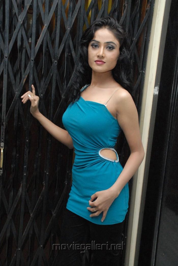 Sony Charishta Hot Photos at Mr Rajesh Audio Release