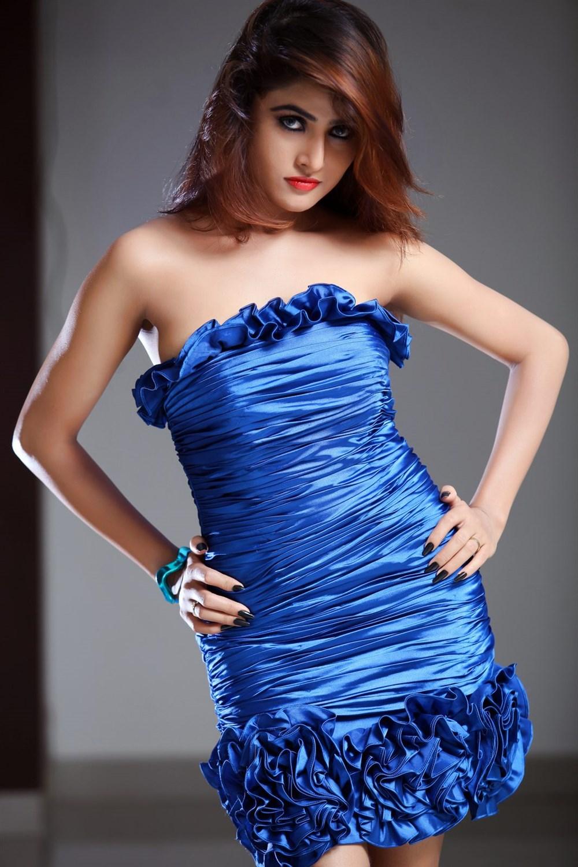 Telugu Heroine Sony Charishta Hot Portfolio Images