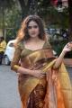 Telugu Actress Sony Charishta Pattu Saree Photos