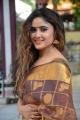 Heroine Sony Charishta Pattu Saree Photos