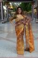 Telugu Heroine Sony Charishta in Pattu Saree Photos