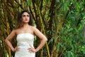 Actress Sony Charishta Pictures @ Aaruthra Audio Release