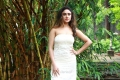 Aaruthra Heroine Sony Charishta Pictures in White Dress