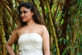 Aaruthra Actress Sony Charishta Pictures in White Dress
