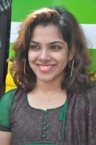 Tamil Actress Sandhya @ Soodhattam Movie Launch Stills
