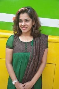 Actress Sandhya @ Soodhattam Movie Launch Stills