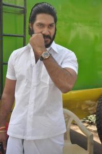 Actor Ramana @ Soodhattam Movie Launch Stills