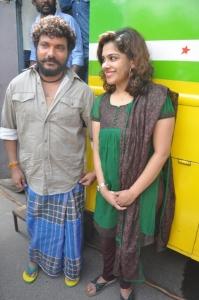 Tarun Gopi, Sandhya @ Soodhattam Movie Launch Stills