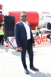 Rajsekar Pandian @ Soorarai Pottru Single Track Launch Stills