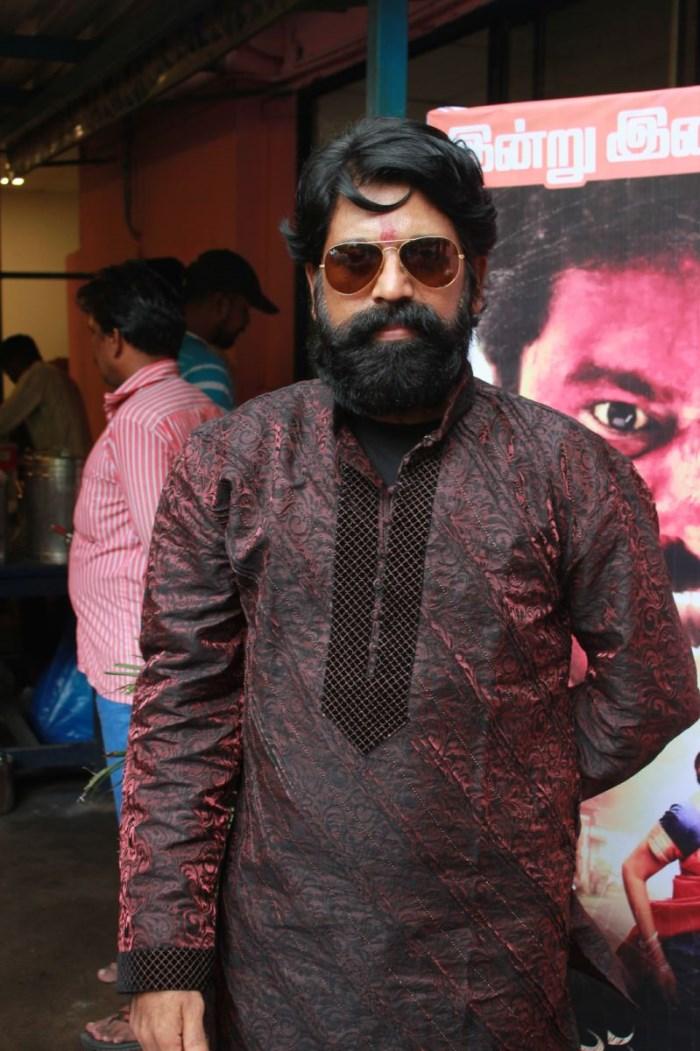 Sanjeev Srinivas @ Thennindian & Soorathengai Audio Launch Photos