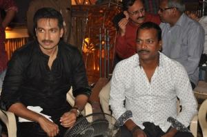 Gopichand, AS Ravi Kumar Chowdary @ Soukhyam Movie Press Meet Photos