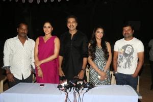Soukhyam Movie Press Meet Photos