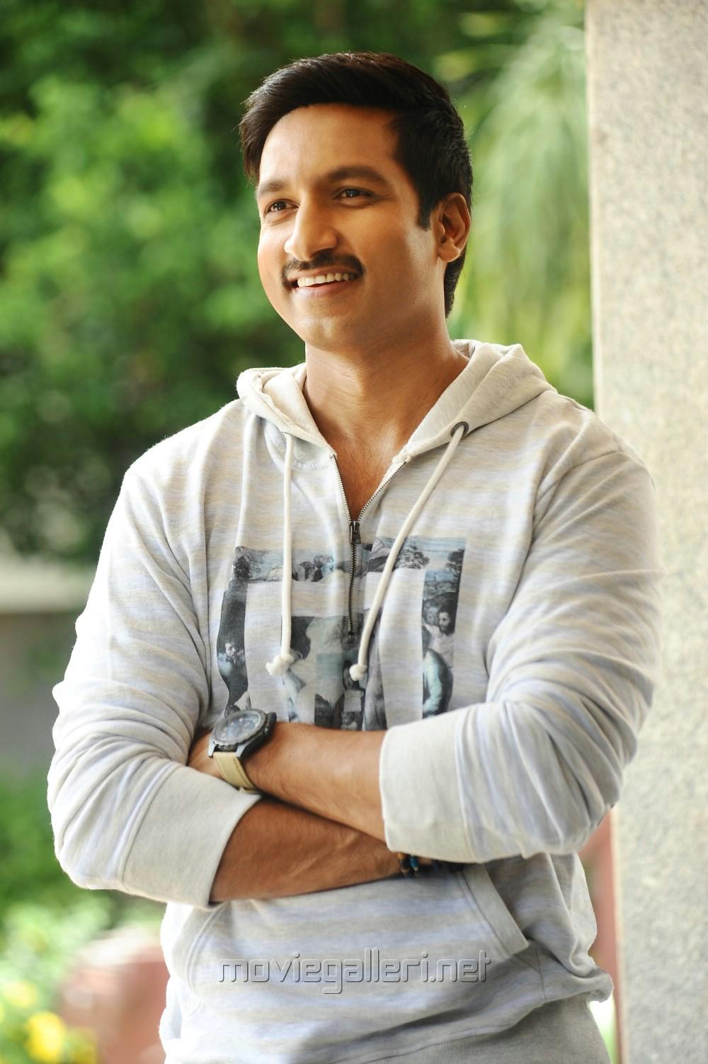 Actor Gopichand in Soukyam Telugu Movie Gallery