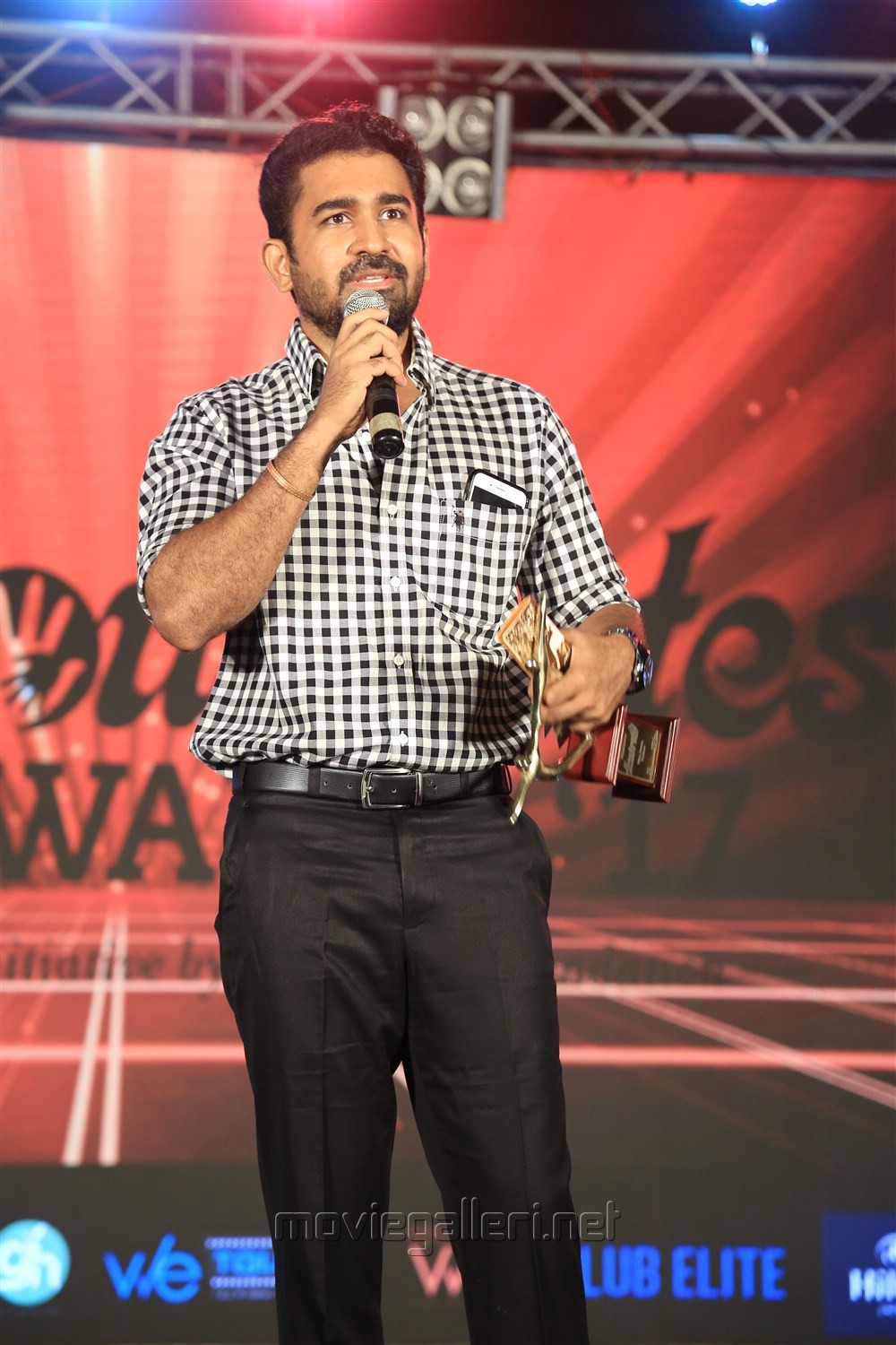Vijay Antony @ Soulmates Awards 2017 Event Photos