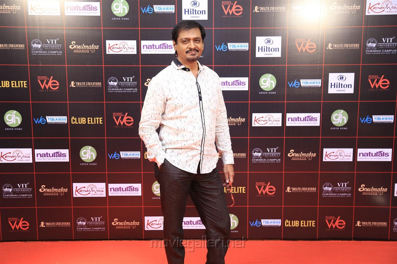 Venu Aravind @ Soulmates Awards 2017 Event Photos
