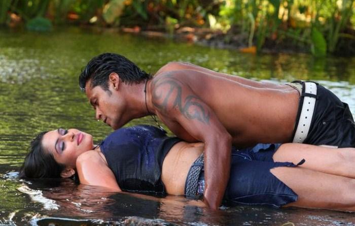Soundarya Movie Spicy Stills
