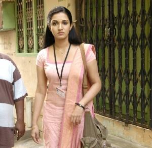 Mallukattu Movie Actress Soundarya Honey Rose Hot Pics