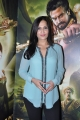 Soundarya Rajinikanth Latest Stills @ Kochadaiiyaan Press Meet