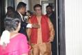 YG Mahendran @ Soundarya Rajinikanth Vishagan Wedding Reception Stills HD